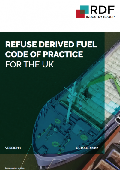Refuse Derived Fuel Code of Practice for the UK