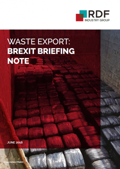 Waste Export: Brexit briefing note